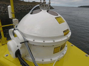 The buoy-mounted Vindicator III Doppler lidar