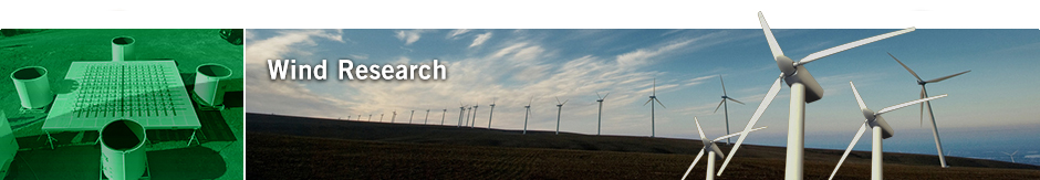 Wind Research banner